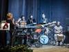 Alessandro Paternesi, Duccio Spacca, Khadim Thioune, Paolo De Maria e Paolo Lepri, con il Coro Giovani Fabrianesi, al Teatro Gentile di Fabriano - Teatro Gentile Fabriano