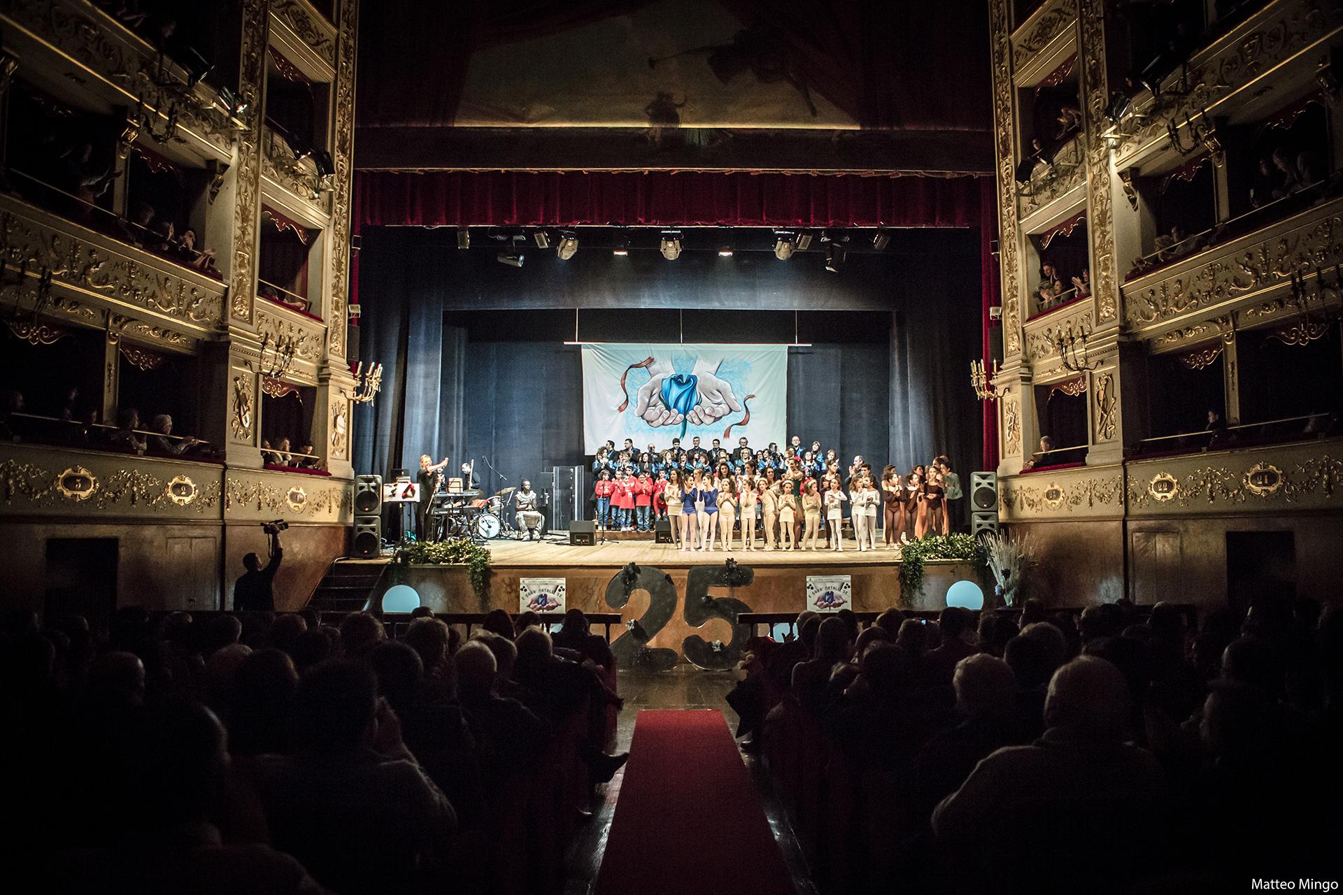 Fabriano, Teatro Gentile, Il Coro Giovani Fabrianesi, La Scuola di Danza Anna Nikolova e i Bambini di Musigiocando