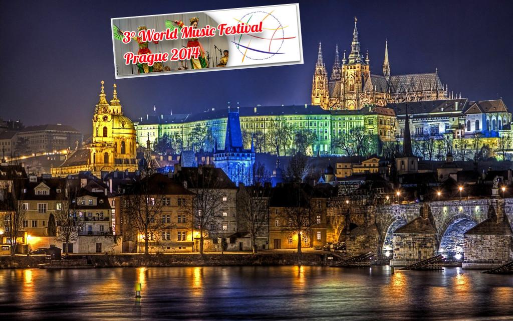 Il Coro Giovani Fabrianesi a Praga per il 3°World Music Festival
