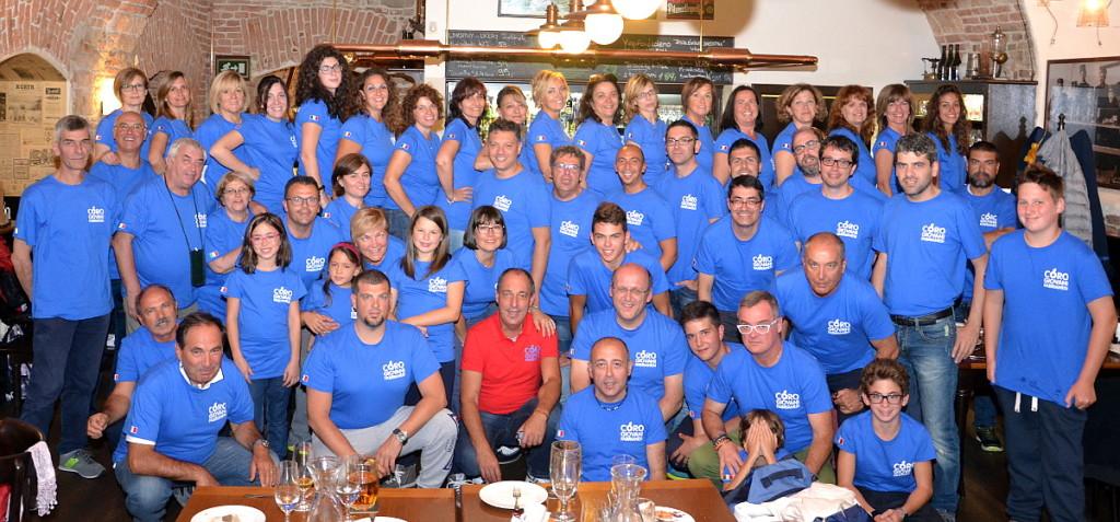 Il Coro Giovani Fabrianesi al Festival di Praga con amici sostenitori