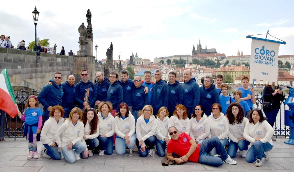 Coro di Fabriano a Praga per il 3° World Music Festival