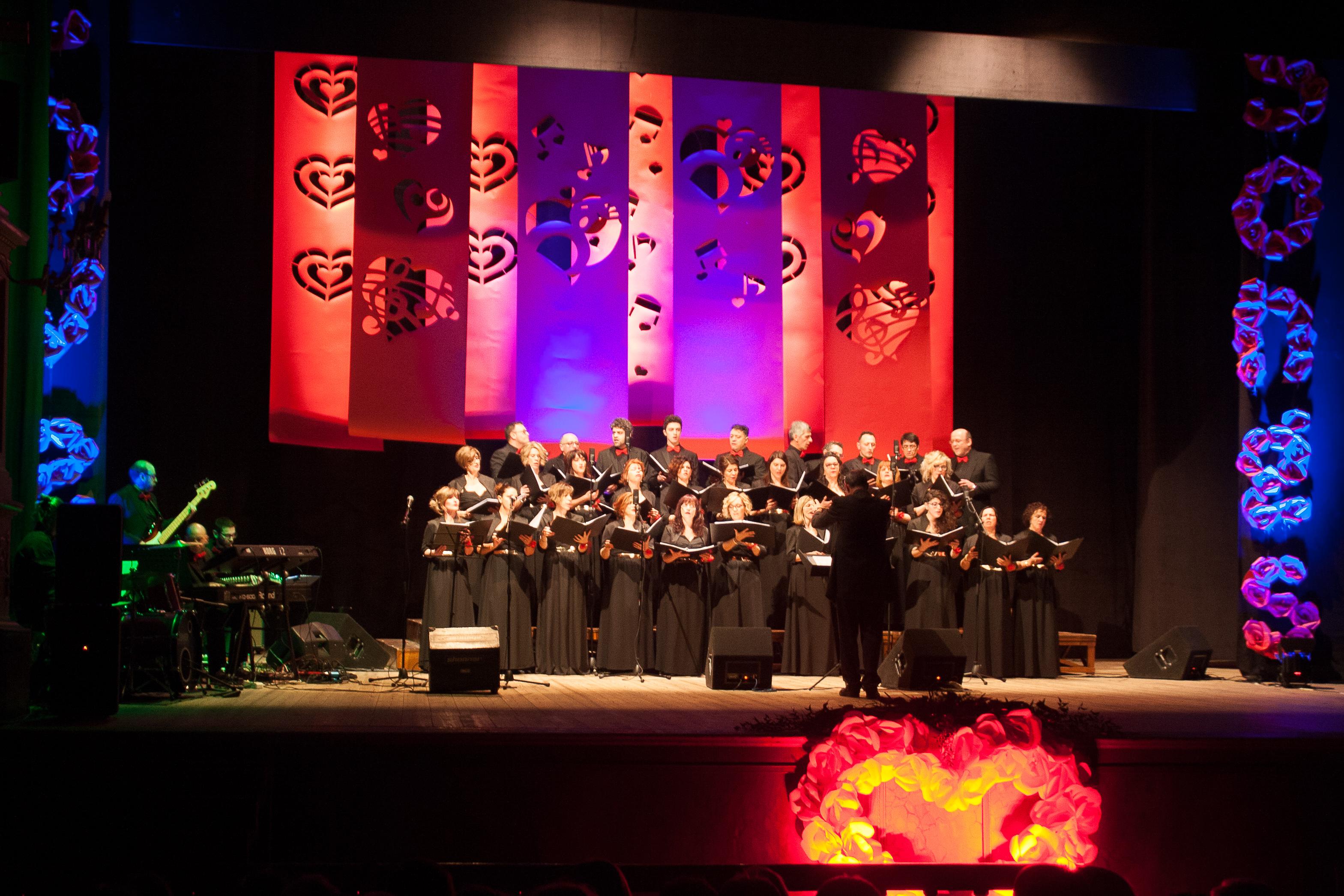 """""""Love Songs"""" a Fabriano, con il Coro Giovani Fabrianesi"""