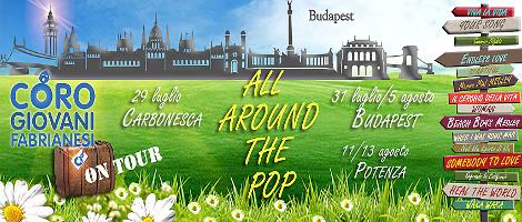 Il Coro d Fabriano a Budapest per il Tour 2015