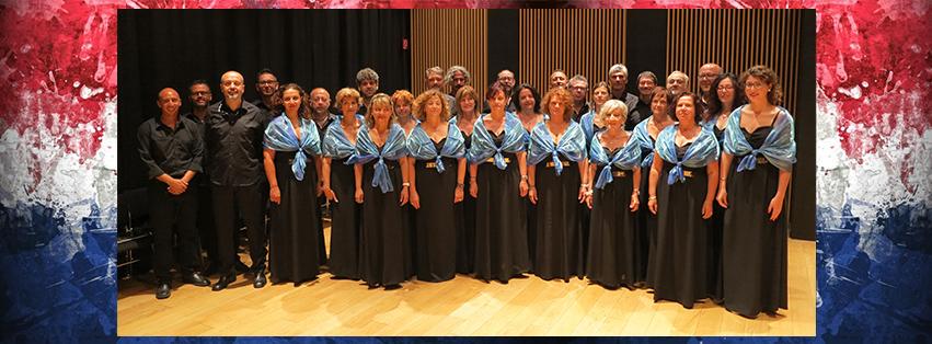 Coro Giovani Fabrianesi in Croazia