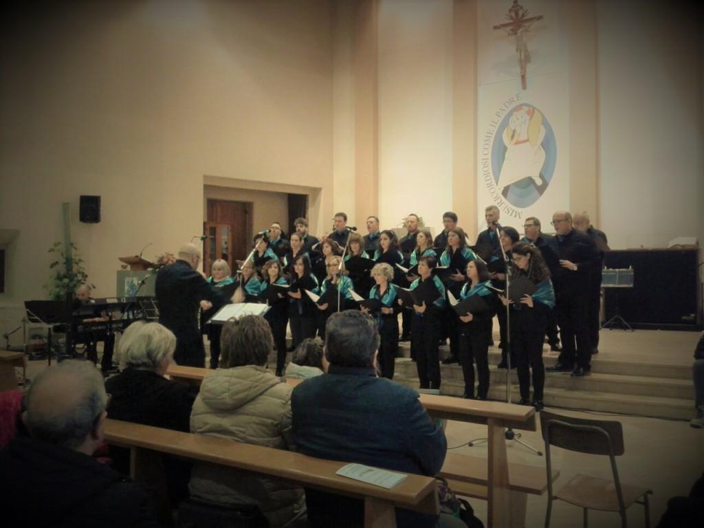 Coro Giovani Fabrianesi_Monte S.Vito 1