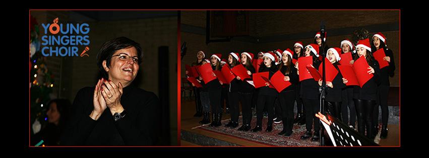 Young Singers Choir e gli allievi della scuola di canto Direttore M° Paola Paolucci