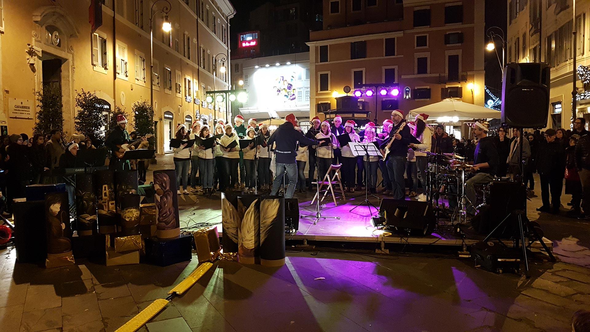 Coro Giovani Fabrianesi Festival Avvento Roma